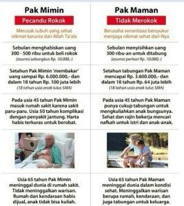 Si Mimin vs Maman