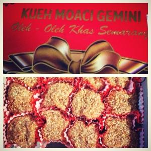 Kue Moaci
