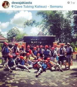 Cave tubing Jogja