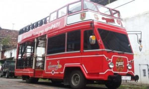 Semarang City Tour Bus