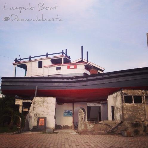 Lampulo Boat