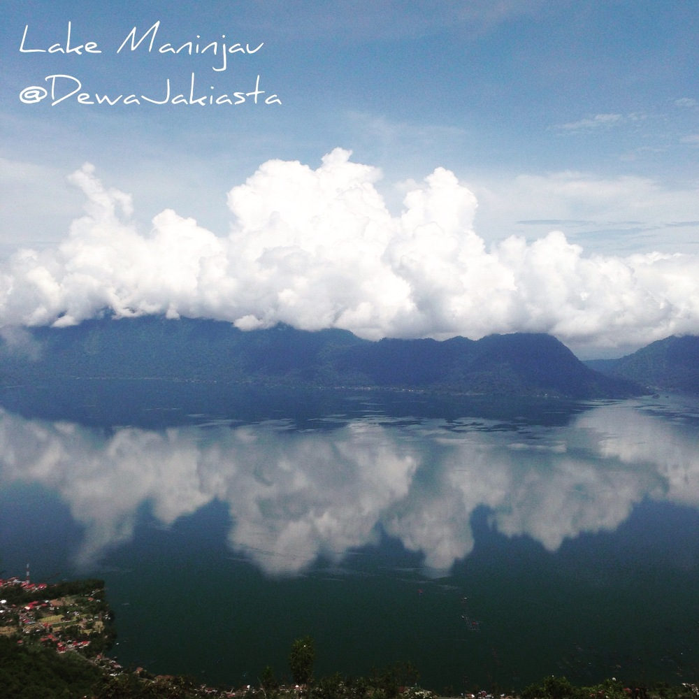 Lake in Padang