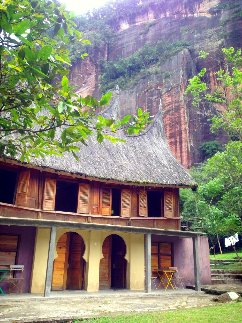 Lembah Harau hotel