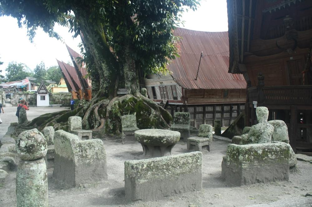 Huta Siallagan Samosir
