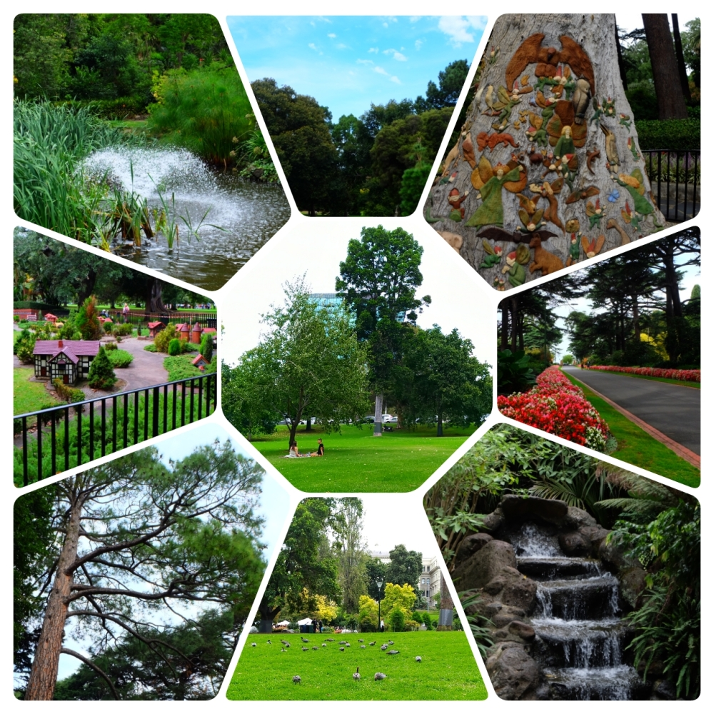 Gardens in Australia