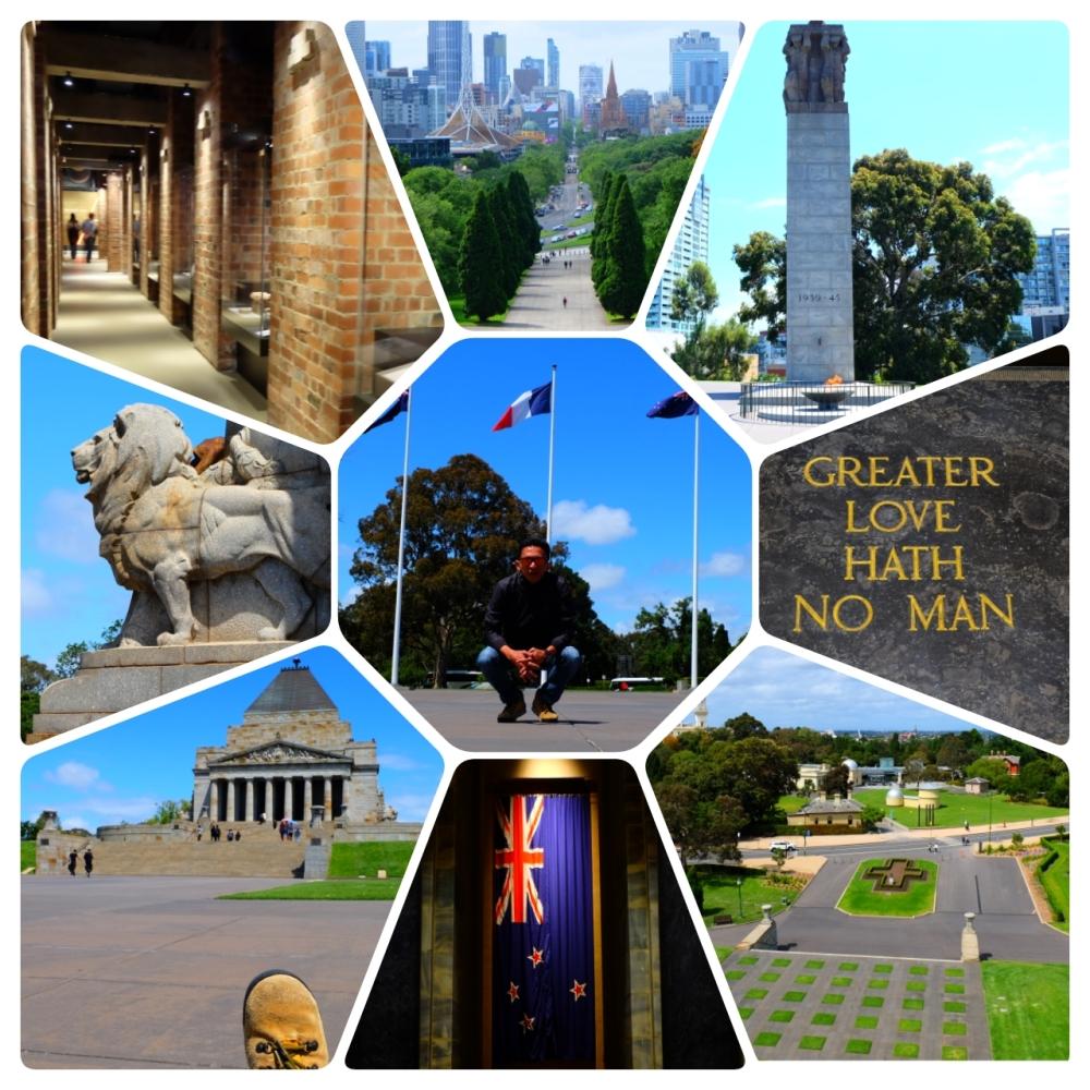 Australia Memorials War